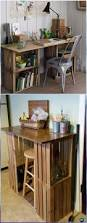 wooden crate wall shelves best 25 crate desk ideas on pinterest crate storage desk and