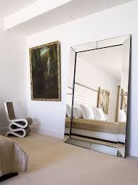 large bedroom decorating ideas bedroom decorative leaner mirror for home furniture ideas
