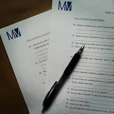 House Design Questionnaire For Clients What To Expect From Your Architect Pre Design Studio Mm Architect