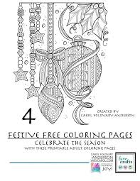 22 christmas coloring pages images christmas