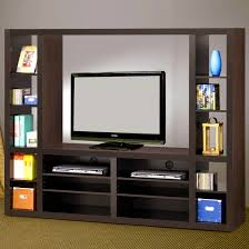 flat screen entertainment center ideas wall mount with shelf for