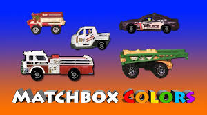 bigfoot presents meteor and the mighty monster trucks matchbox colors cars trucks vans monster trucks fire and