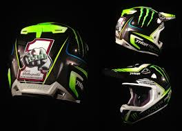 monster energy motocross helmet the making of ryan villopoto u0027s 2013 championship helmet youtube