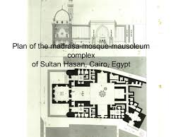 floor plan of mosque the art of the islamic world ppt download