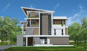 Modern Hous by Modern House Render Colours U2013 Modern House