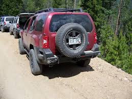nissan pathfinder winch bumper rear bumper options pictorial guide second generation nissan
