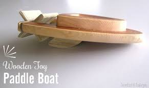 wooden paddle boat reality daydream