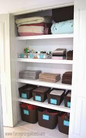 Linen Closet Organization Ideas Diy Linen Closet Organization Ideas Thesecretconsul Com