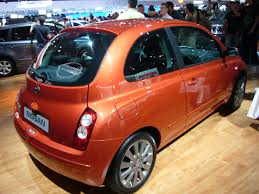 nissan micra 2007 file nissan micra facelift rear quarter jpg wikimedia commons