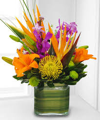 small square vases small tropical flower arrangements google search ysa