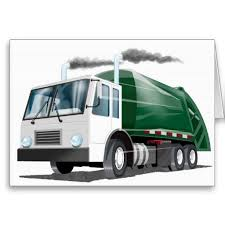 18 best garbage truck birthday invitations images on pinterest