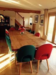 large oak dining table selection tarzan tables