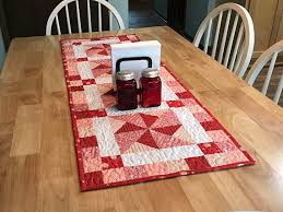 quilted table runner pattern table runner epattern table