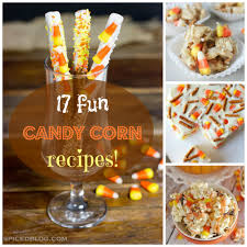 17 treats you can make with a bag of candy corn babble