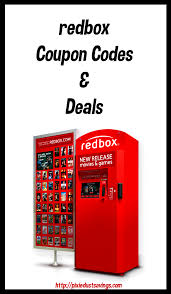 redbox coupon codes for a frugal family movie night