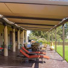 fabric patio cover ideas patios curtains and other outdoor covers