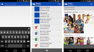 onedrive app for android onedrive app for android updated all photos view now available