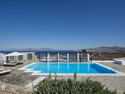 house with pool superior mykonian sea view house with pool 4808024