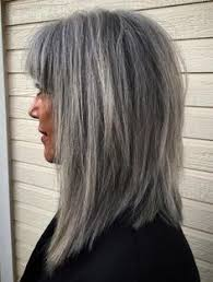 how to get gorgeous salt and pepper hair 60 gorgeous gray hair styles bangs pepper and gray hair