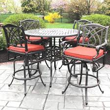 high table and chair set 40 design patio pub table and chairs furniture design ideas inside