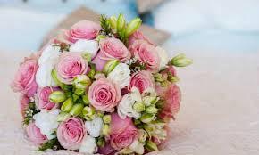 Wedding Flowers Pink Wedding Flowers Costa Del Sol
