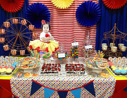 carnival birthday party decorations carnival decorations for the