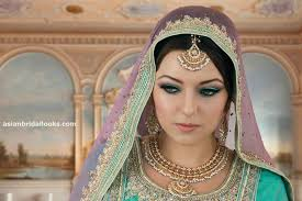 professional asian bridal makeup artist and hair stylist indian stani make up