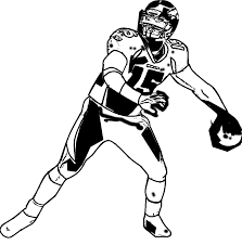 13 images of nfl quarterback coloring pages nfl football