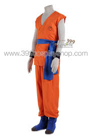 Goku Halloween Costumes Dragon Ball U2013 Goku Resurrection Cosplay Costume Dragon Ball