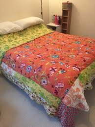 i finally got my mitts on her bedding set kumala rose by