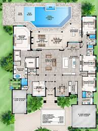 ranch house floor plan best 25 5 bedroom house plans ideas on 4 bedroom