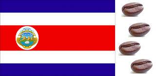 Flag Costa Rica Costa Rica Roasted Organic Coffee Ay Karamba