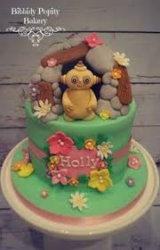 cakes by karen in the night garden cake party pinterest