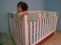 baby crib rail cover pattern sewing patterns for baby