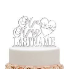 personalised wedding cake topper wedding cake toppers ebay
