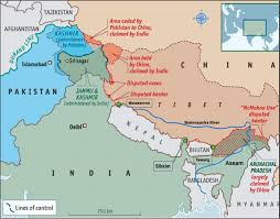South Asia Political Map by China And South Asia Contention And Cooperation Between Giant