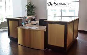 U Shaped Reception Desk Unique Reception Desks Unique Reception Stations Unique Concepts