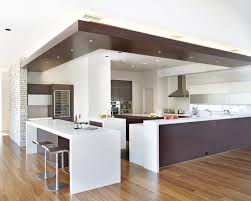 Modern Ceiling Design For Kitchen Interesting Kitchen Bulkhead Pictures To Apply At Your Home