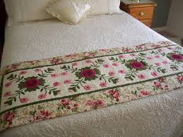 bed runners quilted herit msexta