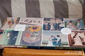 Engraved Wedding Albums Magazine Style Wedding Album Dreams Come True Wedding Album