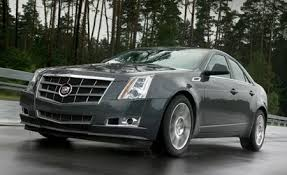 2008 cadillac cts road test reviews car and driver