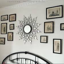 wire wall art home decor affordable wall wire tree collage wall