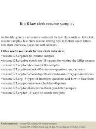 sample law clerk resume professional law clerk templates to