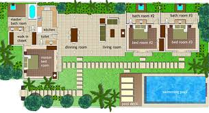 villa floor plan serene villa layouts www serenevilla com