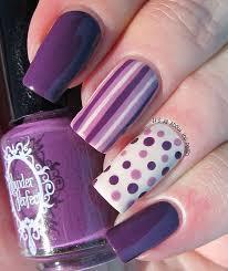 purple nail designs at 2017 nail designs tips