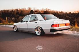 mercedes benz 190e slam sanctuary