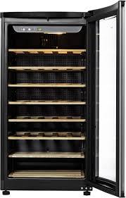 haier jc 110gd 36 btls wine storage cabinet appliances online
