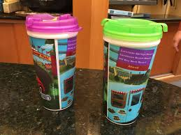 handles are removed from resort refillable mugs at walt disney world
