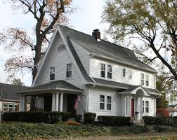 Dutch Colonial Revival House Plans by Building Language Colonial Revival Historic Indianapolis All