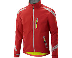 mens hi vis waterproof cycling jacket altura nightvision evo 360 waterproof cycling jacket merlin cycles
